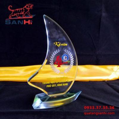 Kỷ Niệm Chương Thuỷ Tinh SanHi-TT073