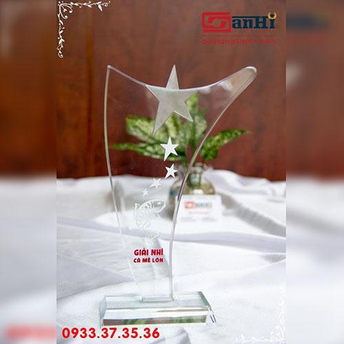 Cúp Pha Lê Ngôi Sao SanHi-C007