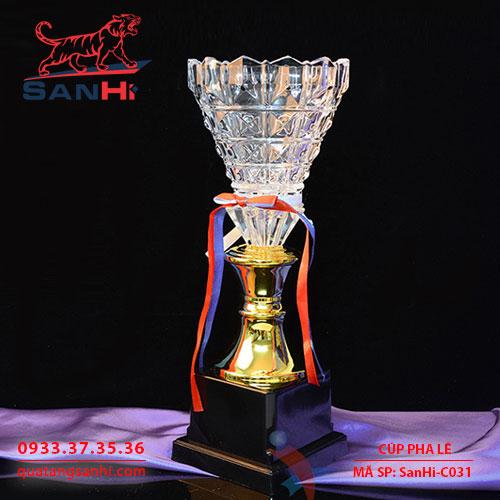 Cúp Pha Lê SanHi-C031