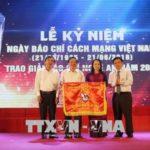 """kỷ niệm chương """"Vì sự nghiệp báo chí Việt Nam"""""""