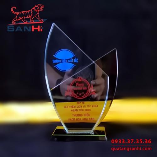 Kỷ niệm chương pha lêSanHi-PL001