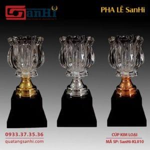 Cúp Kim Loại SanHi-KL010