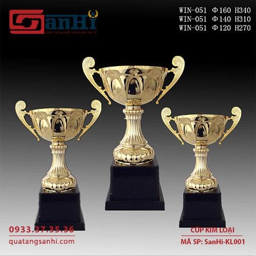 Cup Kim Loai SanHi SANHI-KL001