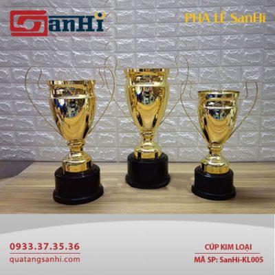 Cúp Kim Loại SanHi-KL005
