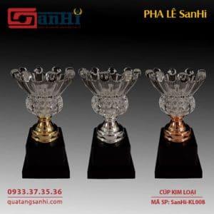 Cúp Kim Loại SanHi-KL008