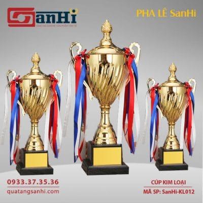 Cúp Kim Loại SanHi-KL012