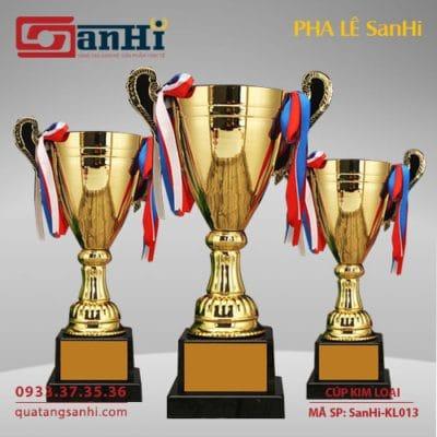 Cúp Kim Loại SanHi-KL013
