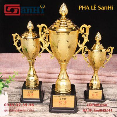 Cúp Kim Loại SanHi-KL014
