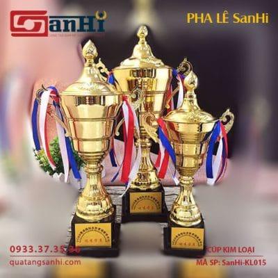 Cúp Kim Loại SanHi-KL015