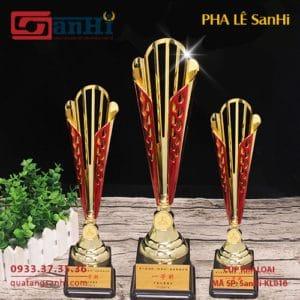 Cúp Kim Loại SanHi-KL018