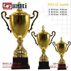Cúp Kim Loại SanHi-KL020