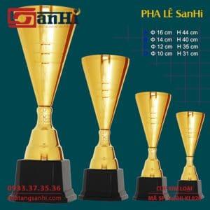 Cúp Kim Loại SanHi-KL028