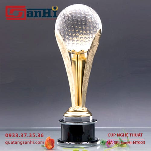 Cúp Nghệ Thuật SanHi-NT003