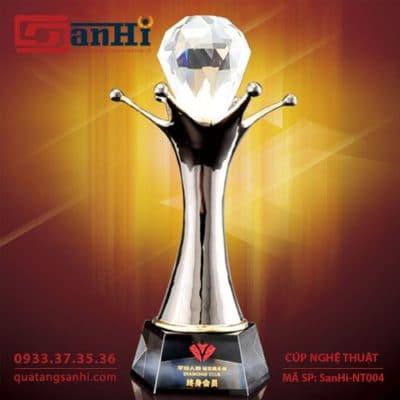Cúp Nghệ Thuật SanHi-NT004
