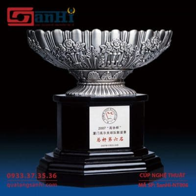 Cúp Nghệ Thuật SanHi-NT006