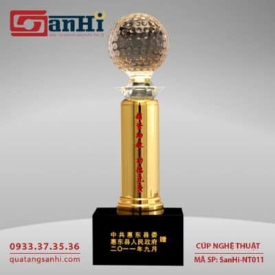 Cúp Nghệ Thuật SanHi-NT011