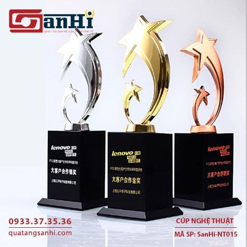 Cúp Nghệ Thuật SanHi-NT015