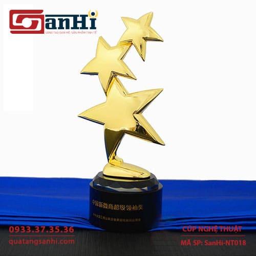 Cúp Nghệ Thuật SanHi-NT018