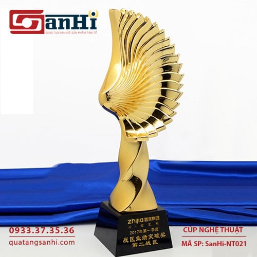 Cúp Nghệ Thuật SanHi-NT021