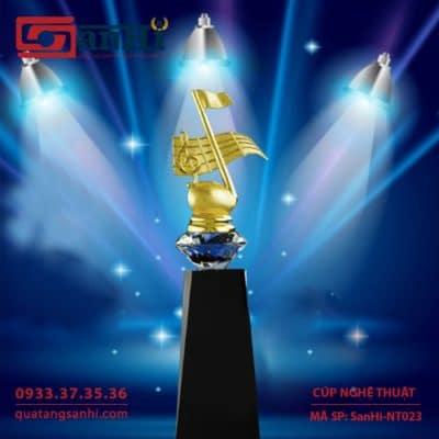Cúp Nghệ Thuật SanHi-NT023