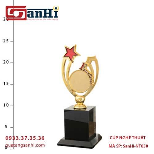Cúp Nghệ Thuật SanHi-NT030