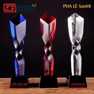Cúp Pha Lê SanHi-C039