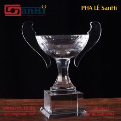 Cúp Pha Lê SanHi-C041