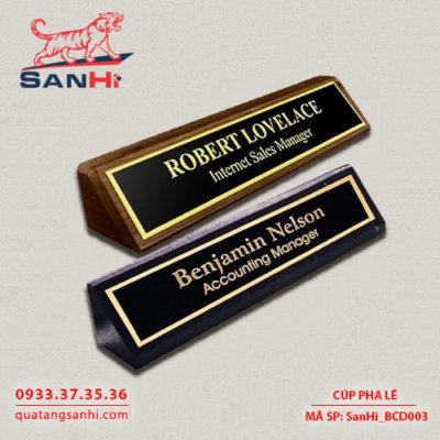 Bang Chuc Danh SanHi BCD003
