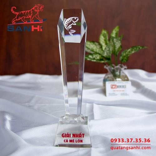 Cúp Pha Lê Vinh Danh SanHi-C013