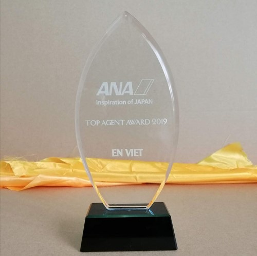 kỷ niệm chương En Vien - Top Agent Award 2019