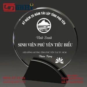 Kỷ Niệm Chương Pha Lê SanHi-PL063