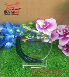 Kỷ Niệm Chương Pha Lê SanHi-PL057