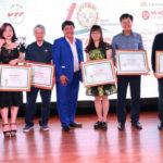Kỷ niệm chương và Bằng khen dành cho Hội Quần Vợt người Việt Nam tại Cộng Hòa Liên Bang Nga
