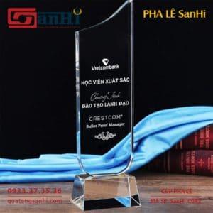 Cúp Pha Lê SanHi-C042