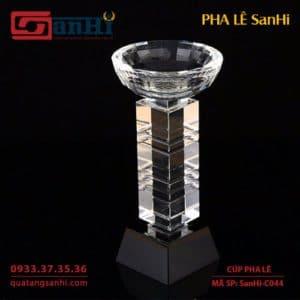 Cúp Pha Lê SanHi-C044