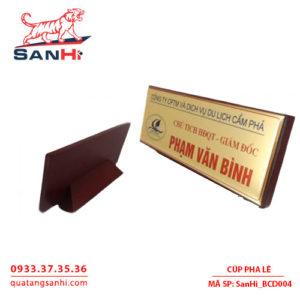 Bang Chuc Danh SanHi BCD004