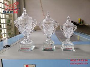 Cúp Pha Lê SanHi-C061