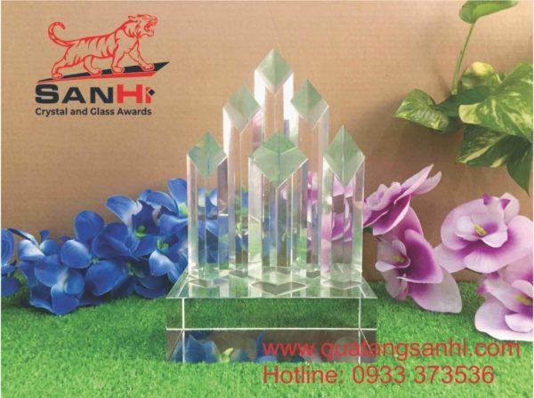 Cúp Pha Lê SanHi-C054