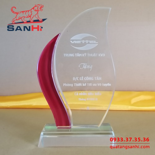 Kỷ Niệm Chương Thuỷ Tinh SanHi-TT028